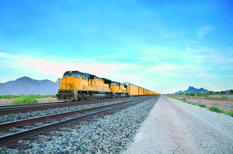 DACHSER Rail Services zwischen Europa und Asien