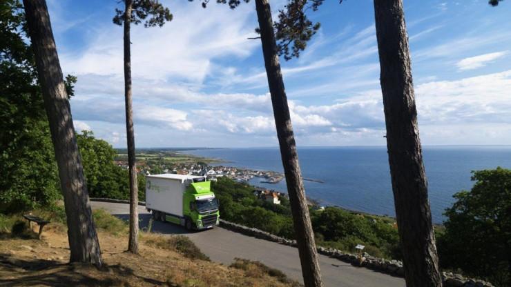 European Food Network mit kürzeren Laufzeiten nach Skandinavien
