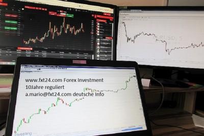 www.fxt24.com Forex-Broker reguliert 10 Jahre deutsch