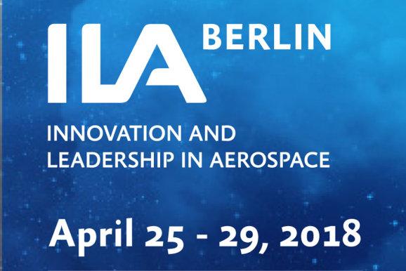 SLM Solutions auf der führenden Luft- und Raumfahrtmesse ILA 2018 in Berlin