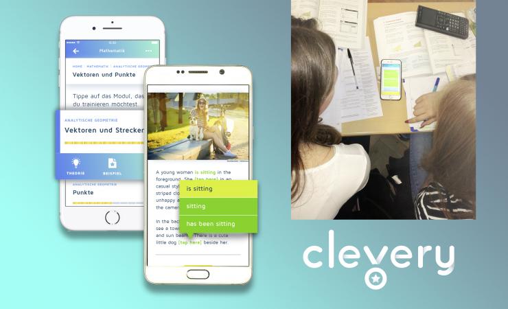Abiturvorbereitung digital: Elisabethgymnasium in Thüringen nutzt Oberstufen-App Clevery im Unterricht