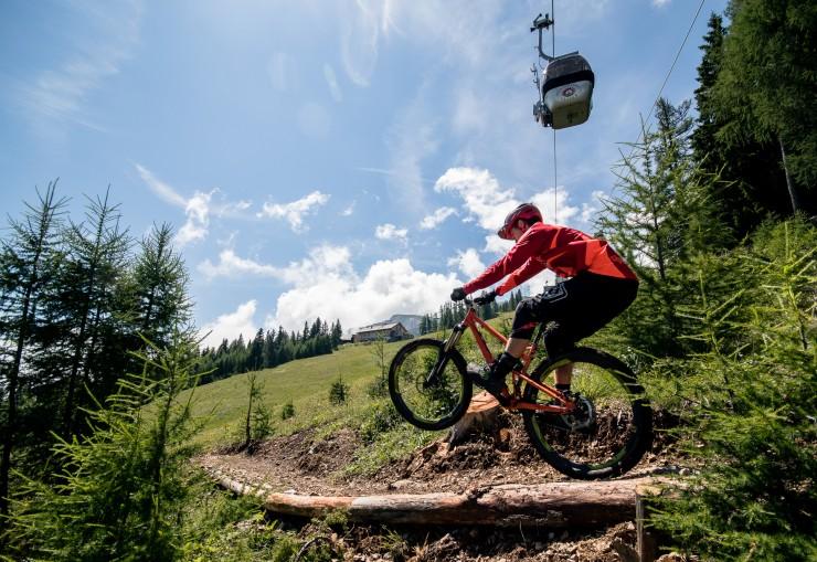 Neuer Name, frisch sanierte Trails, Weltcup - Dual Enduo Strecke geplant