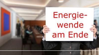 Energiewende kostet viel mehr als die Bundeswehr