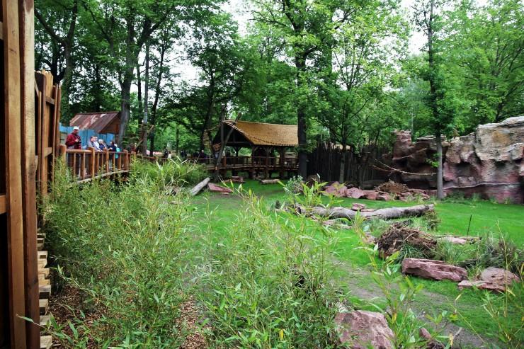 Neue Attraktion: Erlebniswelt Südamerika eröffnete im Zoo Leipzig