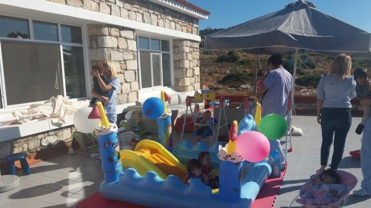 ?Brandkatastrophe in Griechenland: SOS-Kinderdörfer helfen Überlebenden