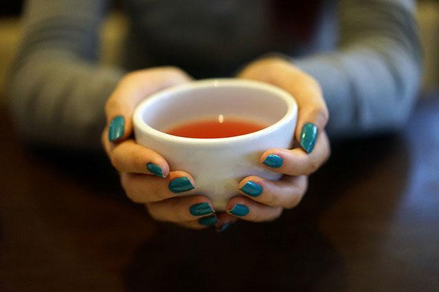 Mundgeruch? Tee als Hausmittel