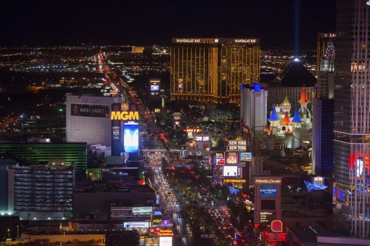 Nonstop Flüge nach Las Vegas: So leicht kommt man in die Entertainment Metropole
