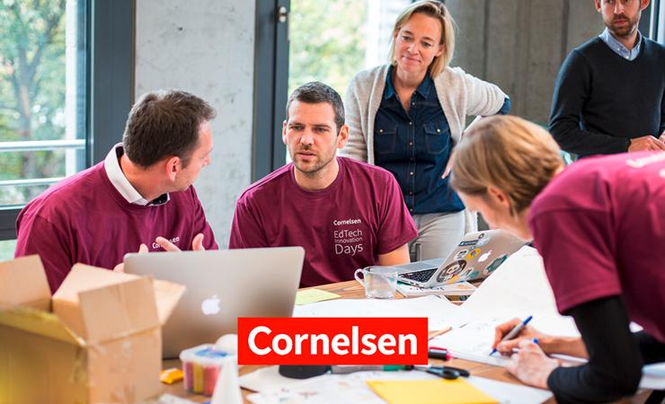 Neue Lernideen durch den Einsatz Künstlicher Intelligenz: Cornelsen EdTech Innovation Days zeichnen Expertenteams in Berlin aus