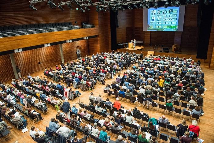 Kongress der Deutschen Alzheimer Gesellschaft in Weimar:  Bewegung kann gegen Demenz helfen