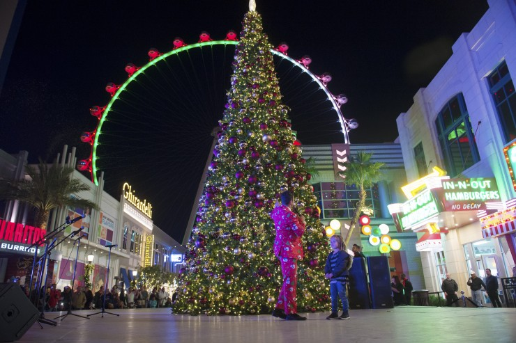 Jingle bells, jingle bells,  jingle all the way - Weihnachtszauber in Las Vegas