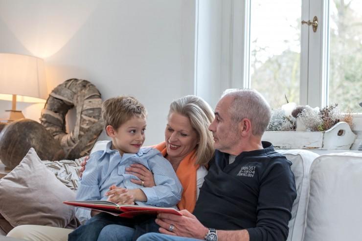 Vorsätze 2019: weniger Stress, mehr Zeit für die Familie  gutes Hören kann dabei eine wichtige Rolle spielen.