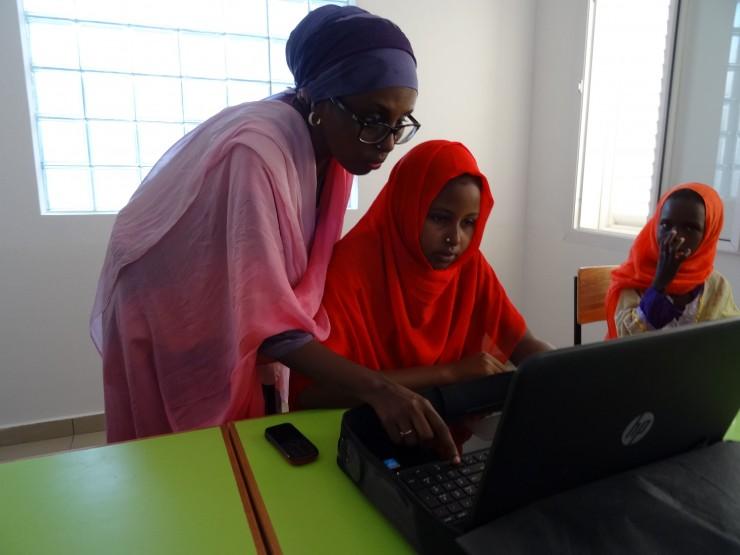 ?Förderung für E-Learning-Center in Dschibuti