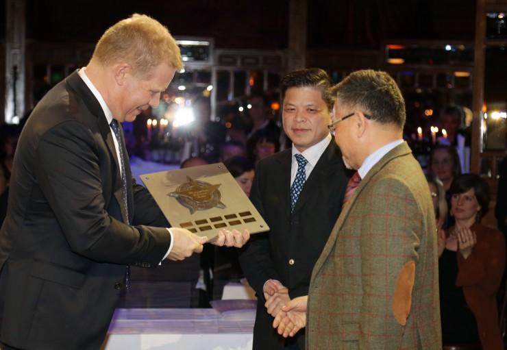 Ausgezeichnete Wirte: Paulaner Brauerei Gruppe vergibt Qualitätspreis Stern der Gastlichkeit