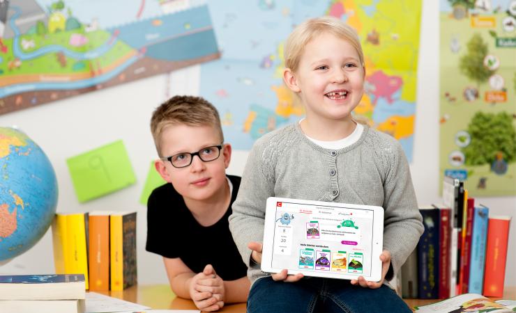 Lesekompetenz als Schlüssel zum Bildungserfolg mit Cornelsen-Angebot Digitale Leseförderung