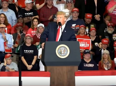 Was für ein Mensch ist Donald Trump?
