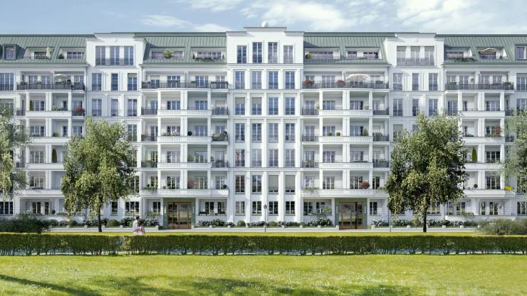 LeitWerk übergibt Rohbau Am Hochmeisterplatz in Berlin an BAUWERT