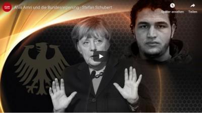 Anis Amri und die Bundesregierung - Stefan Schubert