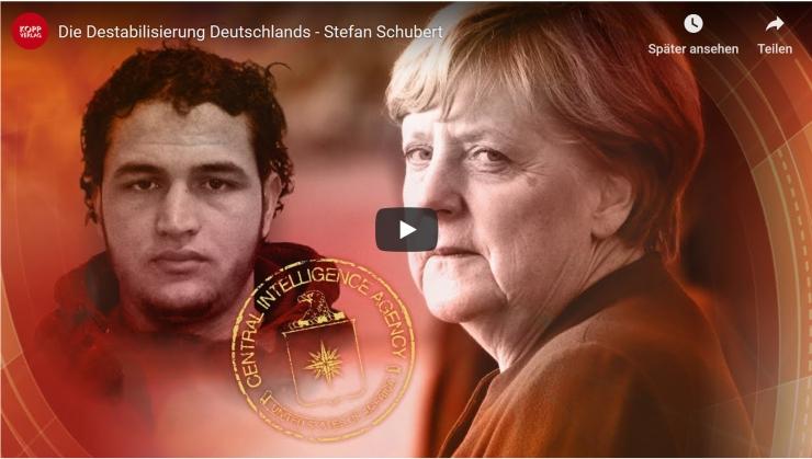 Die Bundesregierung verhinderte im Interesse der CIA aktiv die Festnahme des IS-Terroristen Anis Amri