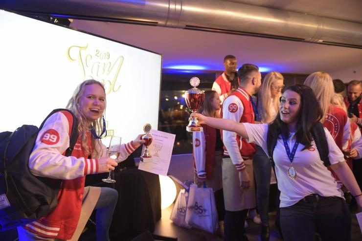 Dolce Vita in Elmshorn  Teamcup der Systemgastronomie feiert 10-jähriges Jubiläum