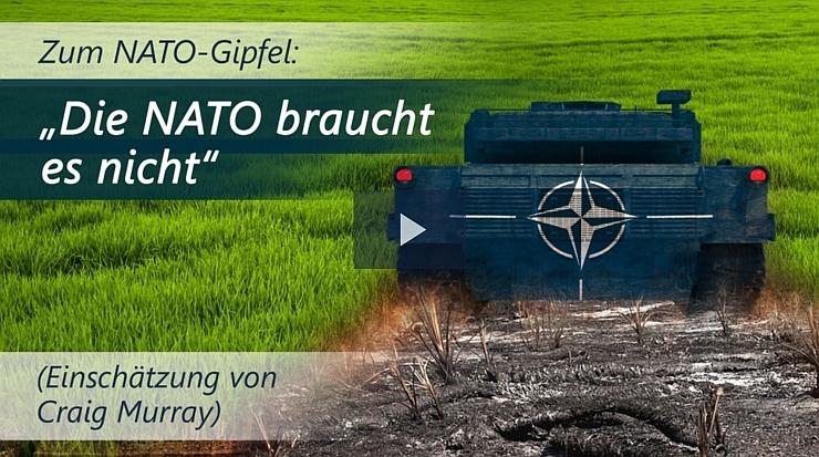 NATO und EU sind überflüssig!