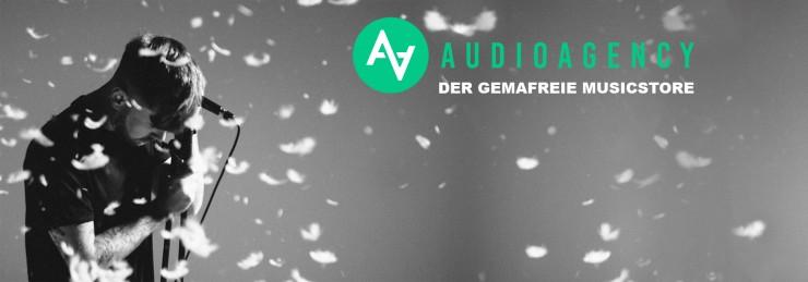 Bei audioagency findest Du ausschließlich handverlesene gemafreie Musik!
