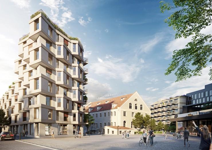 LeitWerk AG übernimmt Baumanagement für Immobilienprojekt kupa in München