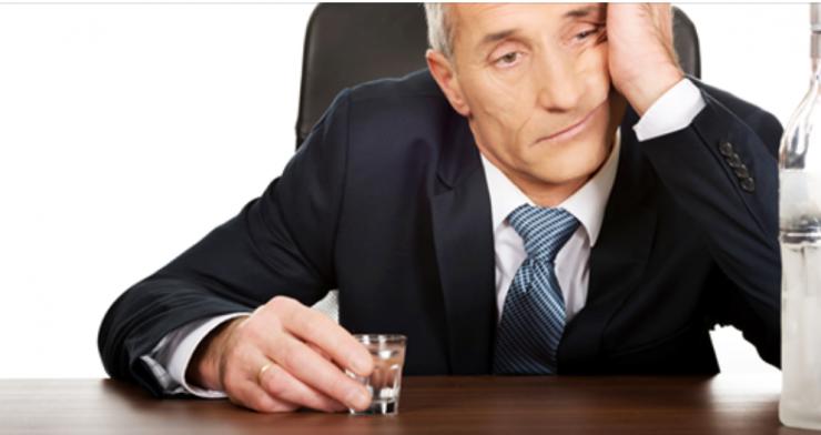 Für Manager und Führungskräften mit Alkoholproblemen gibt es endlich eine schnelle Lösung