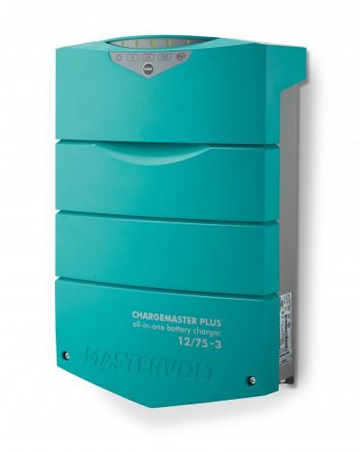 Mastervolt ChargeMaster Plus-Serie: komplettes Batterieladesystem für schnelles und sicheres Laden von Servicebatterien in Einsatzfahrzeugen
