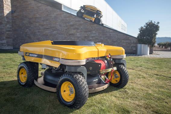 Demopark 2019: Rumsauer präsentiert vier leistungsstarke Großflächenmäher
