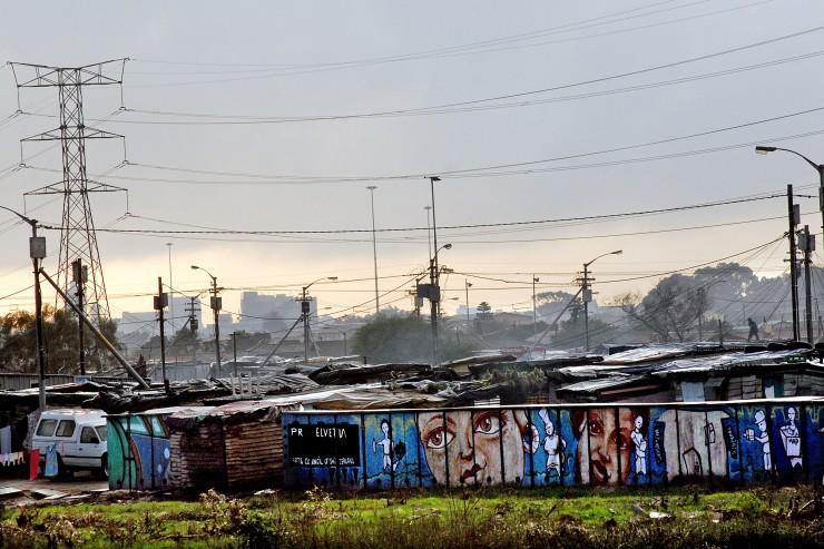 Schwarz, jung, arm: Jugendarbeitslosigkeit in Südafrika bei 60 Prozent / Vor der Wahl am 08.05 blicken junge Menschen desillusioniert in die Zukunft