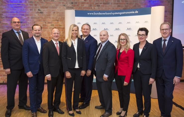 Erfolgreiche BdS-Mitgliederversammlung 2019 mit neuem Präsidium - BdS feiert Wertegemeinschaft und zieht positive Jahresbilanz