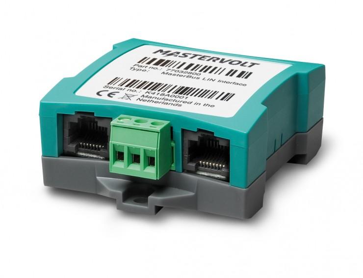MasterBus LIN Bus Interface: zuverlässige Schnittstelle zur sicheren Stromversorgung von Nutz- und Einsatzfahrzeugen