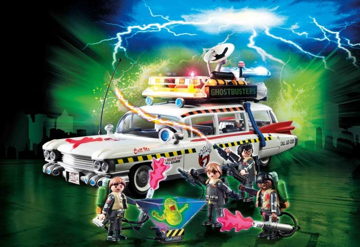 Happy Birthday, Geisterjäger! 35 Jahre Ghostbusters mit PLAYMOBIL