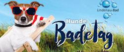 Zum 5. Mal Hanauer Hundebadetag am 15. September im Lindenaubad in Hanau-Großauheim
