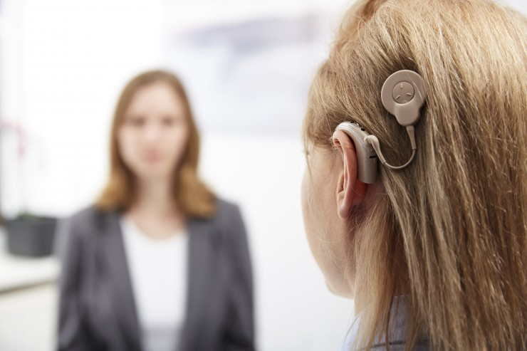Cochlear Hörimplantate auf der IFA in Berlin