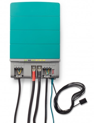 Mastervolt CombiMaster und SmartRemote sichern störungsfreie Stromversorgung in Nutz- und Einsatzfahrzeugen