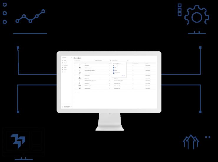 Digitales Inventarverzeichnis von 3YOURMIND: Auf dem Weg zu einem automatisierten digitalen Warenhaus