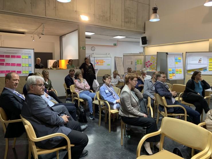Eindrucksvolle Erkenntnisse beim BdS-Ausbildertreffen 2019 - Der Blick durch die Brille (potentieller) Auszubildender