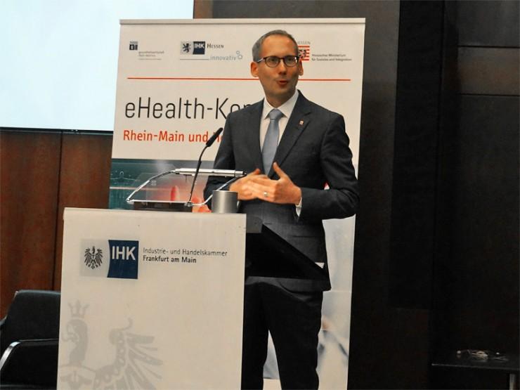 Gesundheitssystem dank digitaler Innovationen bezahlbar halten
