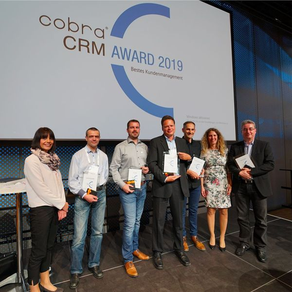 CRM-Projekte auf Spitzen-Niveau