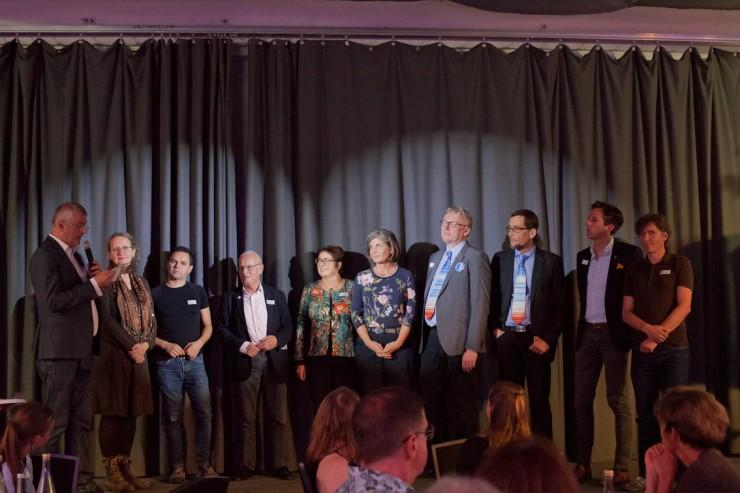 Dr. Gregor Hagedorn und Scientists4Future mit dem Bundespreis Nachhaltigkeit 2019 ausgezeichnet