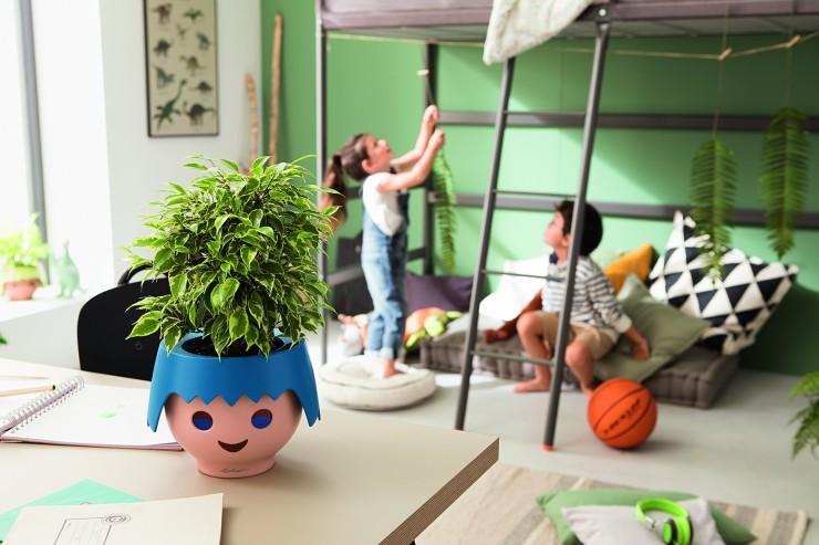 Ausgezeichneter Pflanzenfreund: OJO von LECHUZA ist