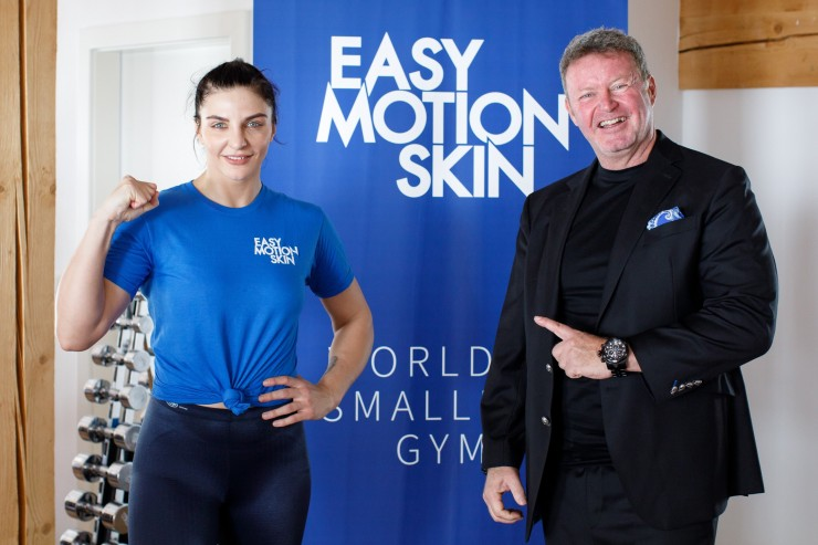 Unternehmer Christian Jäger etabliert mit EasyMotionSkin ein EMS Premiumprodukt made in Germany am internationalen Markt