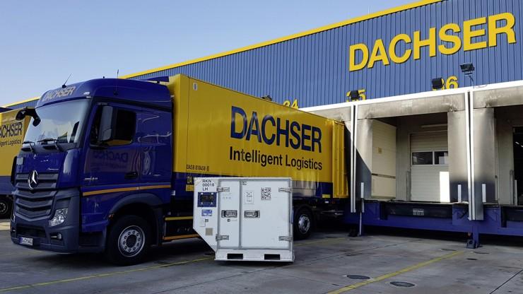 DACHSER Air & Sea Logistics auf drei Kontinenten für Pharma zertifiziert