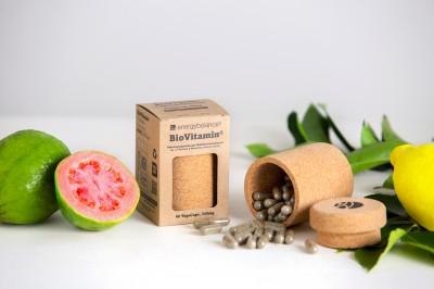 BioVitamin®: Weltweit erstes rundum natürliches Multivitaminpräparat - plastikfrei, BIO-zertifiziert und voll ökologisch
