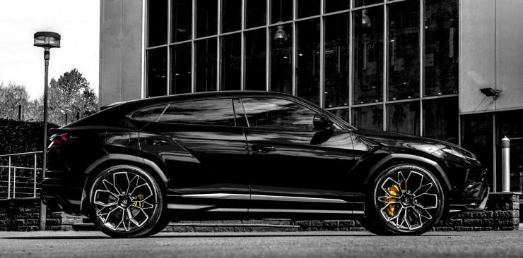 Lamborghini Urus Tuning mit über 800 PS