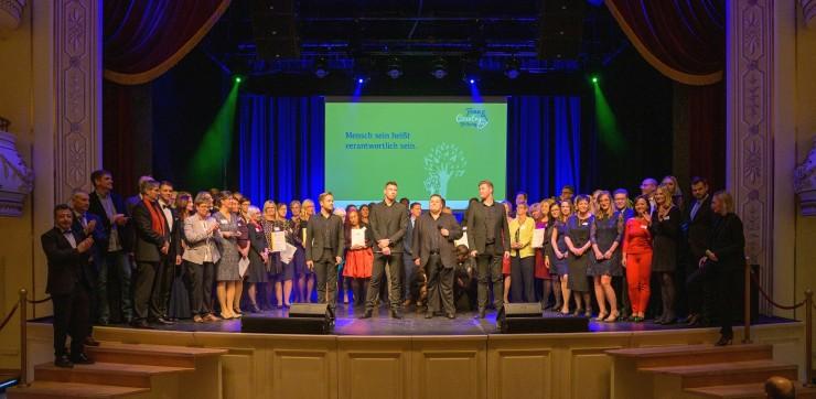 7. Preisverleihung der Town & Country Stiftung im Zeichen des sozialen Engagements