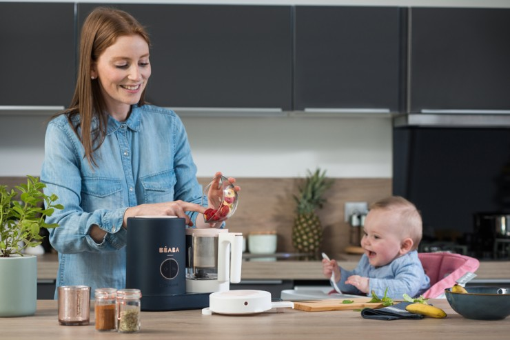 Babys erster Brei - so wird das Selberkochen ein Kinderspiel