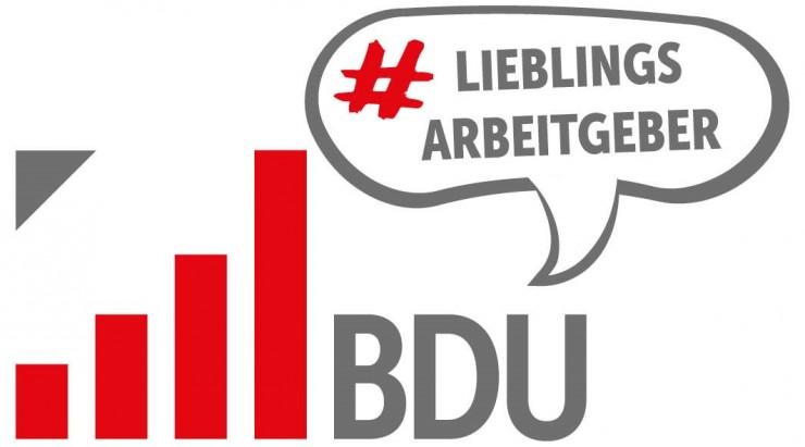 Neues Zertifikat des BDU: microfin ist #lieblingsarbeitgeber
