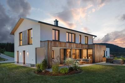 Das Beste aus der Natur für ein nachhaltiges Wohngefühl! - Holzbau von Buchner ist einfach top in Oberösterreich (OÖ)